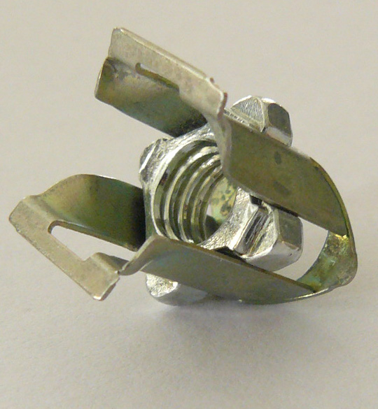 Front-Mounting Cage Nuts