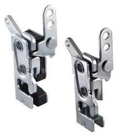Concealed latches