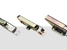 Over-centre series latches