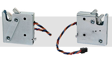 Electronic Rotary Latches