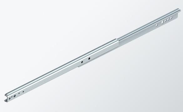 Glissière à sortie partielle 061 (Profil 14 x 22 mm)