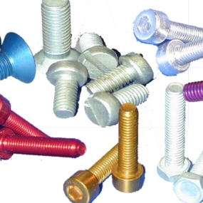 Aluminium Screws