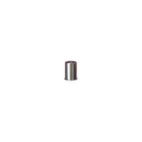 Ecrou Aveugle Tête Affleurante Fût Cylindrique Lisse