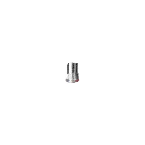 Ecrou Aveugle Tête Plate Fût Cylindrique Rainuré – ACIER