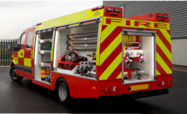Southco – Strengthening the safety of fire engines