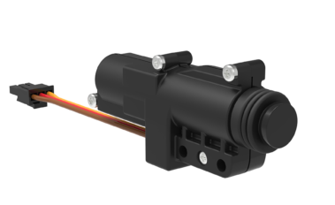 New Waterproof Electronic Actuator (AC-EM-10)