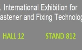Titanox at Fastener Fair 2020 at Tuyap in Turkey