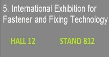 Titanox at Fastener Fair 2020 at Tuyap in Turkey